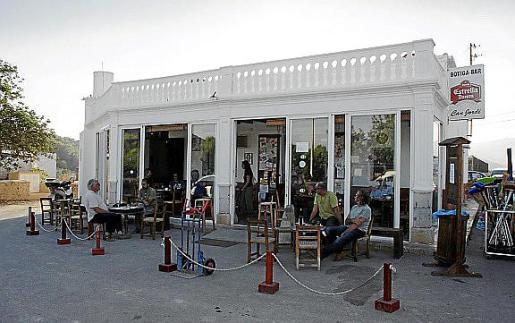 Imagen del bar Can Jordi.
