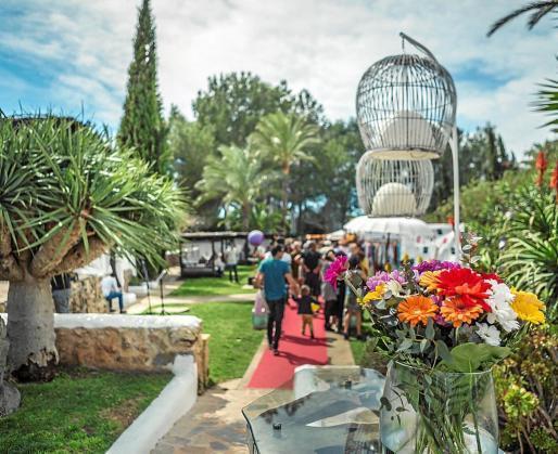 Una imagen de archivo de la Fiesta de la Primavera de Atzaró.