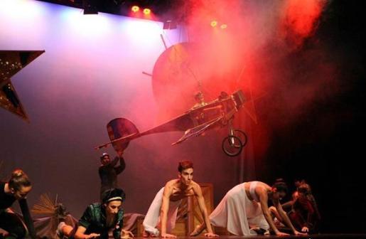 La compañía de danza Pasodos adapta este clásico.
