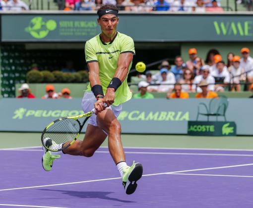 El manacorí escala dos posiciones después de llegar a la final del Masters 1.000 de Miami.
