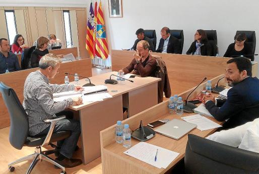 Último pleno celebrado en el Consell de Formentera.