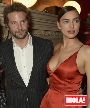 Irina Shayk y Bradley Cooper, rumores de embarazo, en una imagen de archivo.