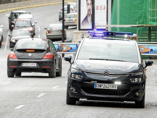 La Policía Nacional investiga los robos realizados en la zona de la calle Aragón.