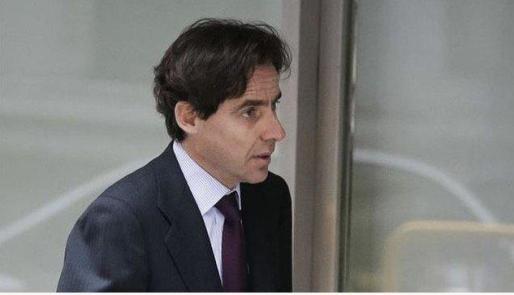 El Consejero de OHL Javier López Madrid en una imagen de archivo.