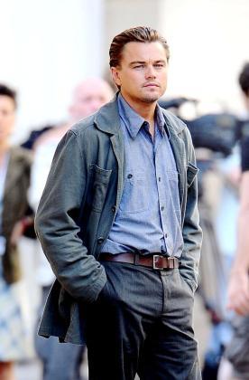 El actor de cine, Leonardo Di Caprio.