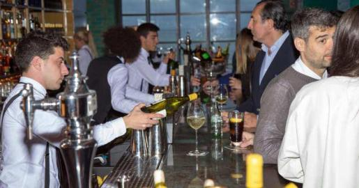 Fotografía del nuevo restaurante Tatel de Platja d'en Bossa. Foto: IRENE ARANGO