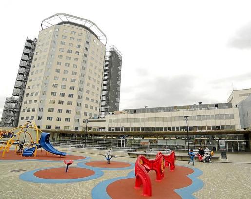 El hospital barcelonés de Vall d'Hebron es uno de los punteros en materia de investigación médica en Europa.