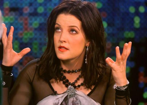 Lisa Marie Presley es un miembro devoto de la iglesia de la Cienciología.