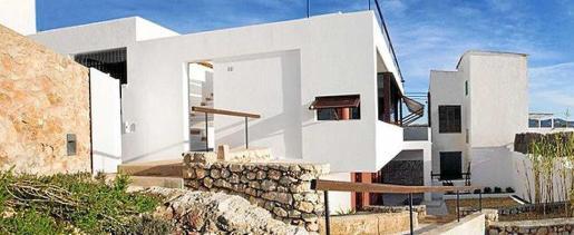 Imagen actual de la Casa Broner de Ibiza.