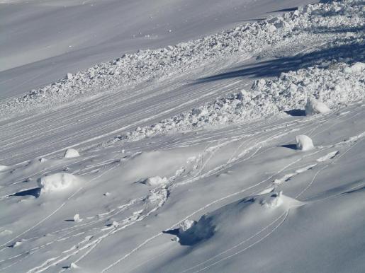 Una avalancha de nieve provoca varios muertos en Francia.