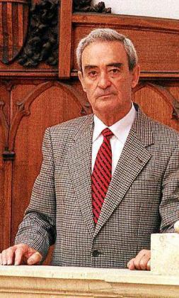 Imagen de archivo del expresidente del TSJB, Ángel Reigosa.
