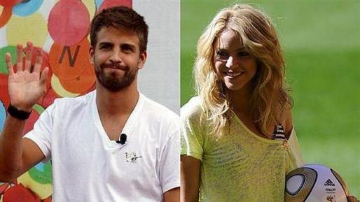Gerard Piqué y Shakira se han convertido en la pareja del año, aunque todavía no se ha confirmado que lo sean.