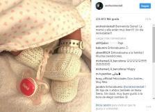 Andrés Iniesta y Anna Ortiz han sido padres