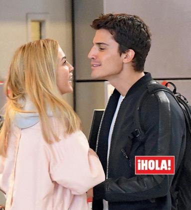Carmen Jordá y Álex González, nueva relación.