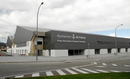 Uno de los contratos obtenidos por los dos empresarios tiene que ver con actividades en el Palau d'Esports.