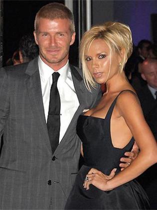 David y Victoria Beckham esperan una niña.