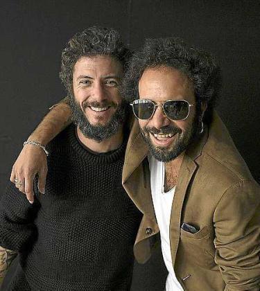 Juanito Makandé y Canijo de Jerez, en una imagen promocional.
