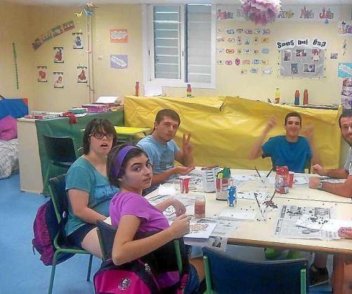 Imagen de archivo de una de las actividades de verano organizadas por Apfem.