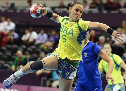 Daniela Piedade, campeona del mundo con Brasil, es el primer refuerzo del Puchi para División de Honor Femenina.