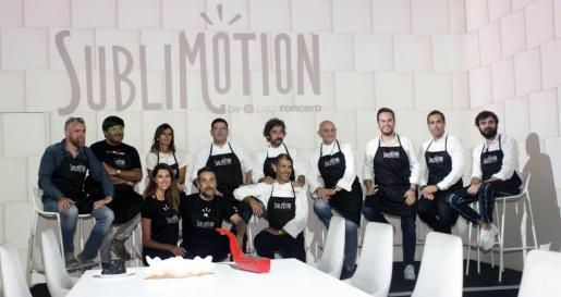 Imagen del equipo Sublimotion 2017