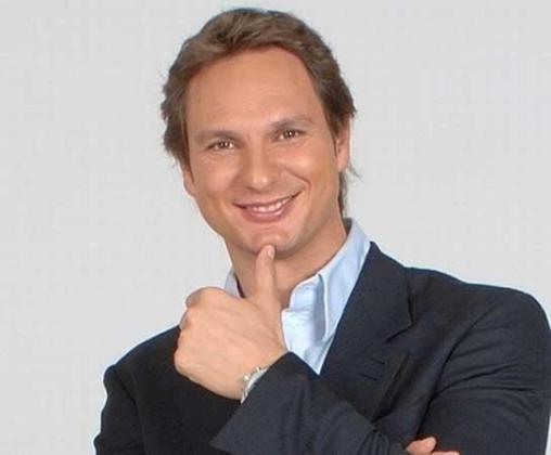 El presentador y locutor de radio Javier Cárdenas.