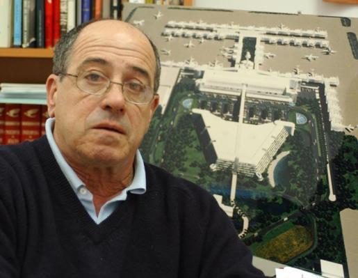 Pedro Meaurio, en una imagen de 2007.