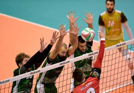 El Can Ventura Palma ha formalizado su inscripción en la Superliga de voleibol.