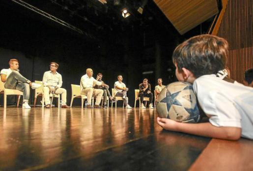 Una imagen del encuentro celebrado el año pasado en el Palacio de Congresos, en Santa Eulària.