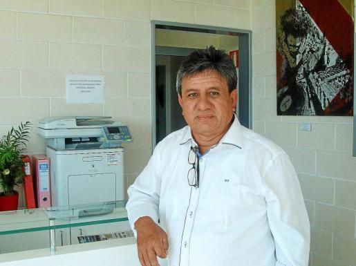 Horacio Balda lleva residiendo en Ibiza desde hace 18 años.