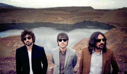 La banda actuará en formato acústico esta noche en el hotel Santos Ibiza.