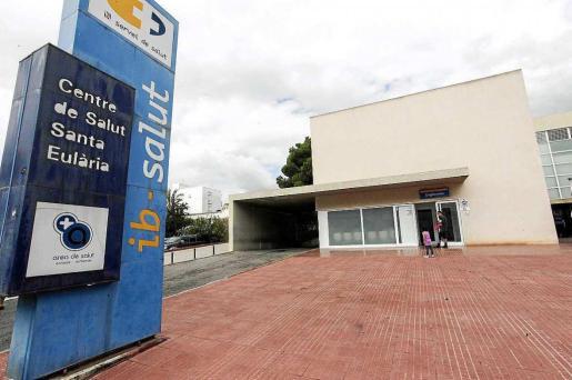 Uno de los tres SUAP de la isla de Ibiza está ubicado en el centro de salud de Santa Eulària.