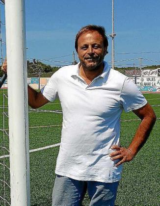 Edu Suárez, nuevo coordinador de la cantera rojilla.