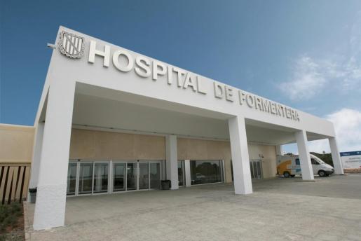 Imagen del hospital de Formentera.