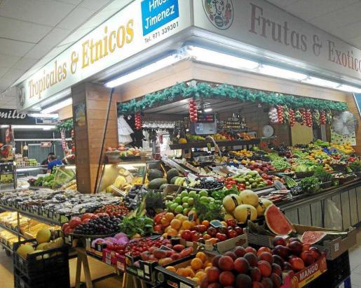 Tanitfruit, una de las paradas más completas de Es Mercat.