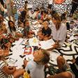 Taller infantil en La Nave Salinas con el graffitero Hosh