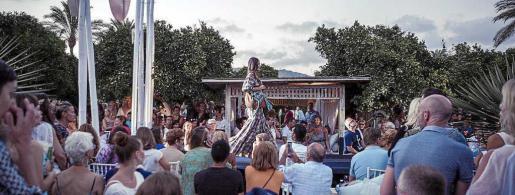 Imagen de archivo de una de las ediciones del Atzaró Fashion Festival.