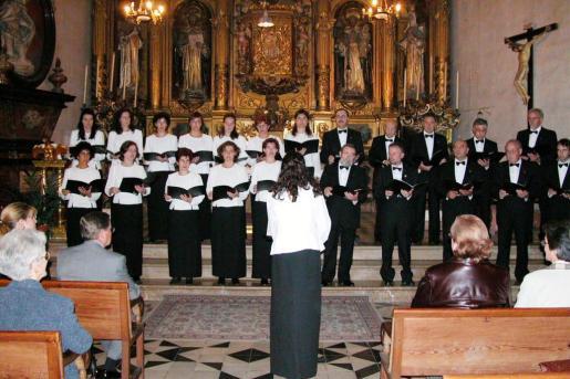 La coral Orfeó L'Harpa d'Inca se sumará a las intérpretes femeninas en este recital.