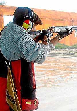La caza es el tercer deporte en España.