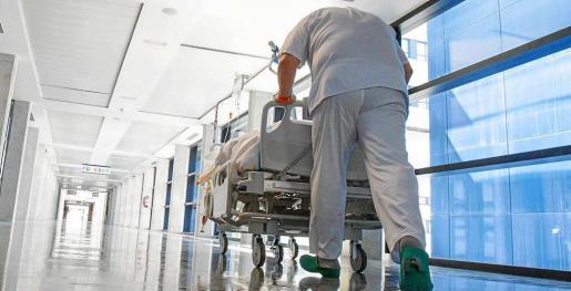 Imagen de archivo del interior del hospital Can Misses.