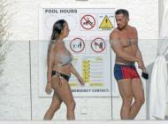 Anabel Pantoja disfruta de sus vacaciones en Ibiza con muy buena compañía