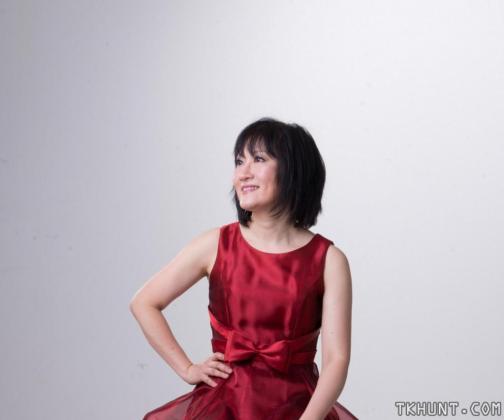 La pianista Mary Wu, considerada una de las mejores del mundo.