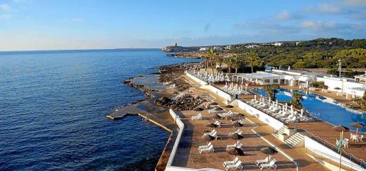 PortBlue Hotels & Resorts tiene en el complejo de S'Algar unas instalaciones privilegiadas.