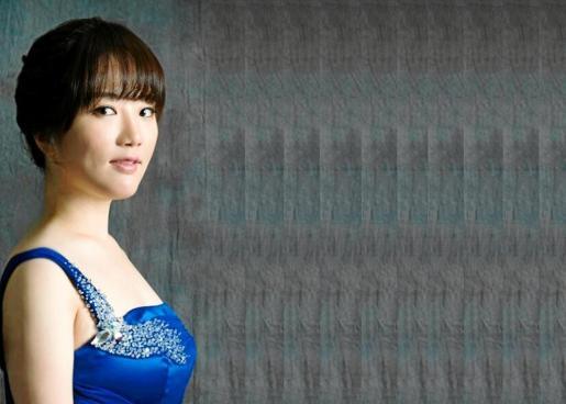 La pianista Christina Choi.