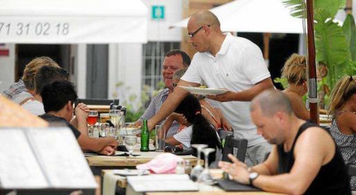 Las contrataciones se han disparado un 9% en lo que va de año en Ibiza y Formentera.