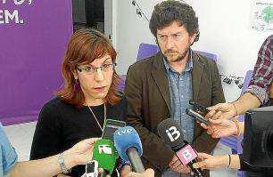 Laura Camargo y Alberto Jarabo en una imagen de archivo en Ibiza.
