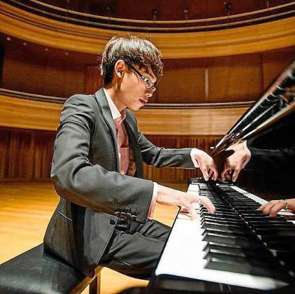 El taiwanés Yeh se lleva el XXII Concurso de Piano de Ibiza.