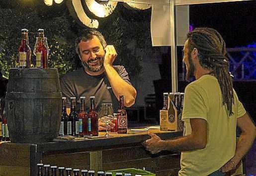 La Feria de la Cerveza de Ibiza celebra este fin de semana sus primeros diez años de vida.