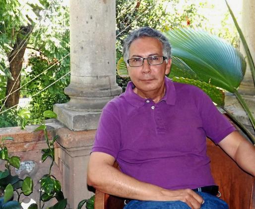 Imagen actual del antrópologo mexicano Luis Vázquez Lón, experto en la figura del ibicenco Ángel Palerm.