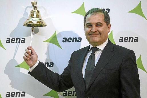 José Manuel Vargas impulsó la salida a Bolsa de AENA, hecho que tuvo lugar a finales de 2016.