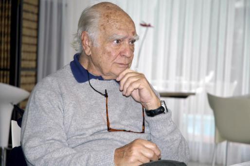 Imagen de archivo de Antonio Isasi-Isasmendi.